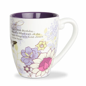50th Birthday by Mark My Words - 20oz Mug