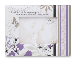 "Mother by Mark My Words - 5.5""x4.25""Magnet Photo Frame"