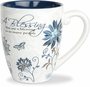 Blessing by Mark My Words - 20oz Mug