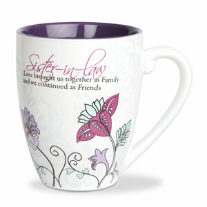 Sister-In-Law by Mark My Words - 20 oz Cup