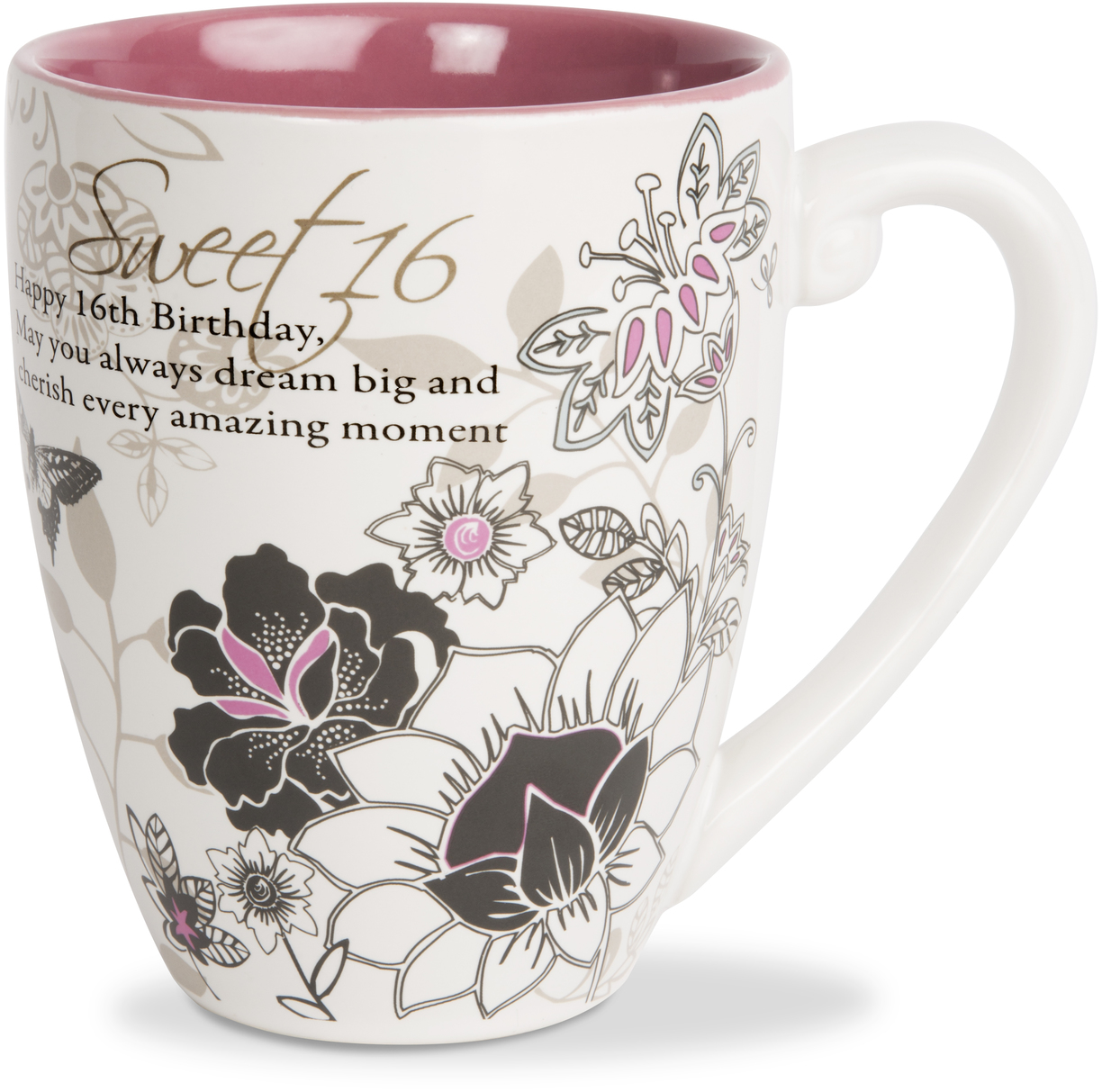 Sweet 16 20 Oz Cup Mark My Words Pavilion