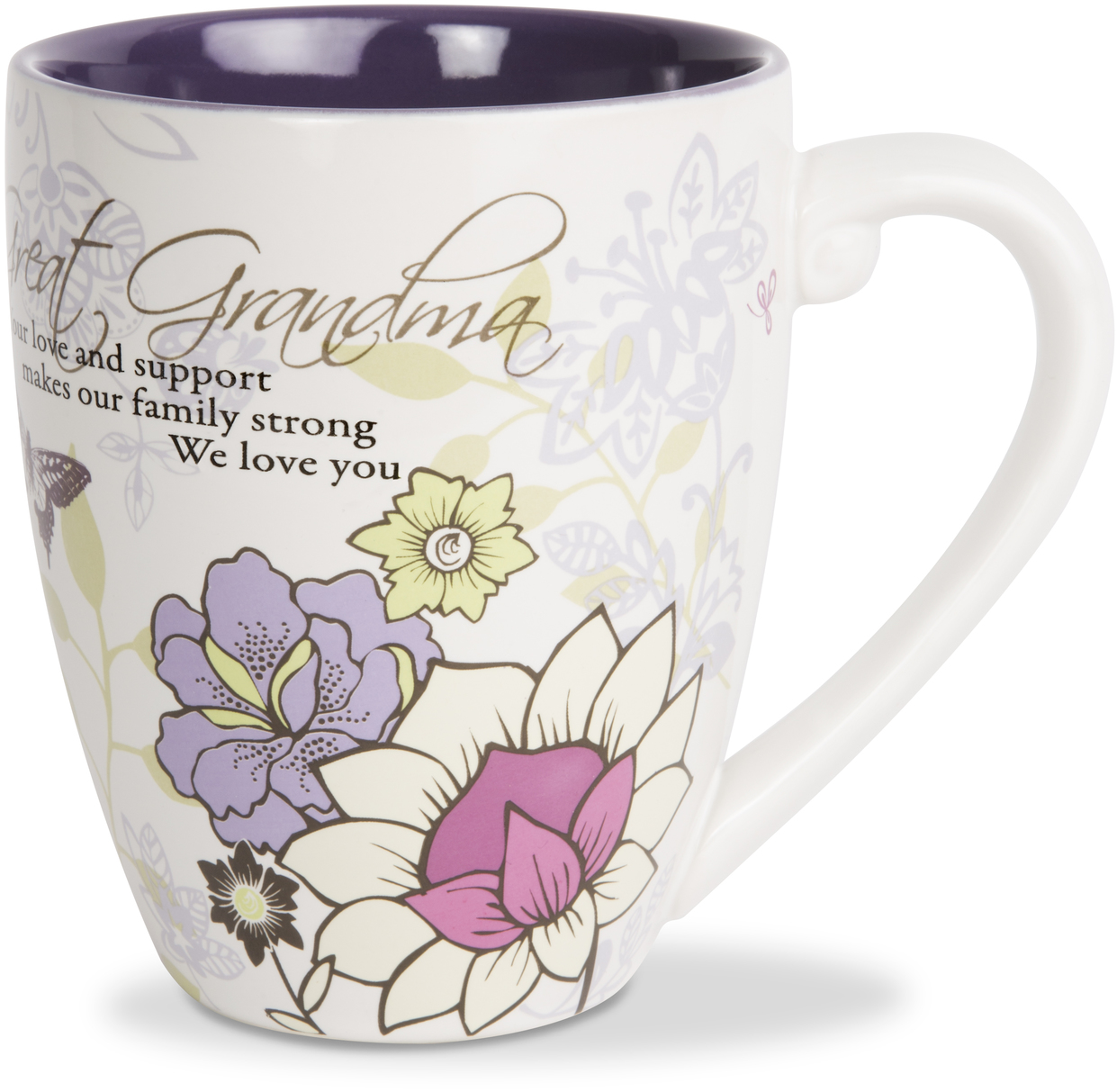 Great Grandma by Mark My Words - Great Grandma - 20 oz Cup