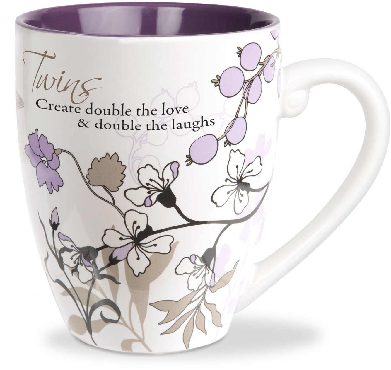 Twins by Mark My Words - Twins - 20 oz Cup