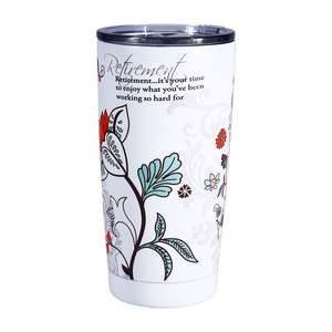 Retirement by Mark My Words - 20 oz. Travel Tumbler
