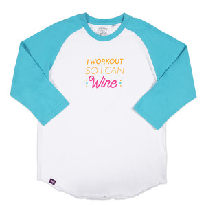 Sporty Girl by My Kinda Girl - S - 3/4 Length Sleeve Ladies T-Shirt