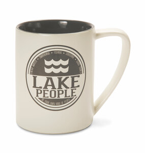 Lake People by We People - 18 oz Mug