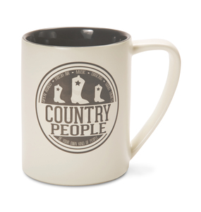 Country People by We People - 18oz. Mug