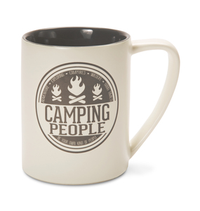 Camping People by We People - 18 oz Mug
