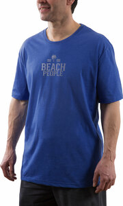 Beach People by We People - Small Blue Unisex T-Shirt