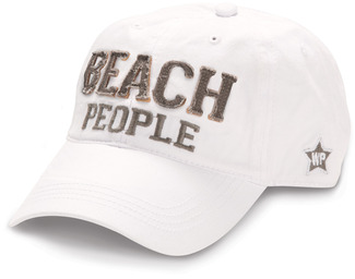 Beach People by We People - White Adjustable Hat