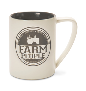 Farm People by We People - 18 oz Mug