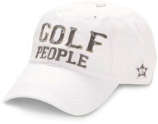 Golf People by We People - White Adjustable Hat