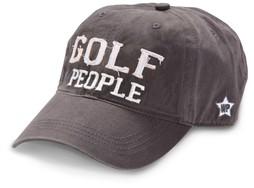 Golf People by We People - Dark Gray Adjustable Hat