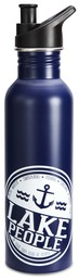 Lake People by We People - 26 oz Stainless Steel Water Bottle