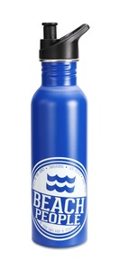 Beach People by We People - 26 oz Stainless Steel Water Bottle