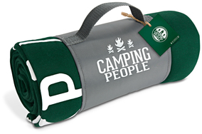 "Camping People by We People - 60"" x 50"" Sweatshirt Blanket with Travel Sleeve"