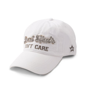 Boat Hair by We People - White Adjustable Hat