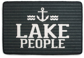 "Lake People by We People - 27.5 x 17.75"" Floor Mat"