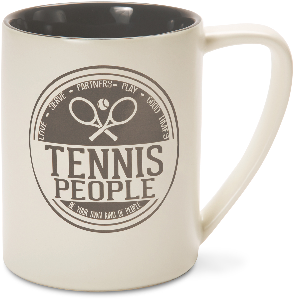 Tennis People by We People - Tennis People - 18 oz Mug