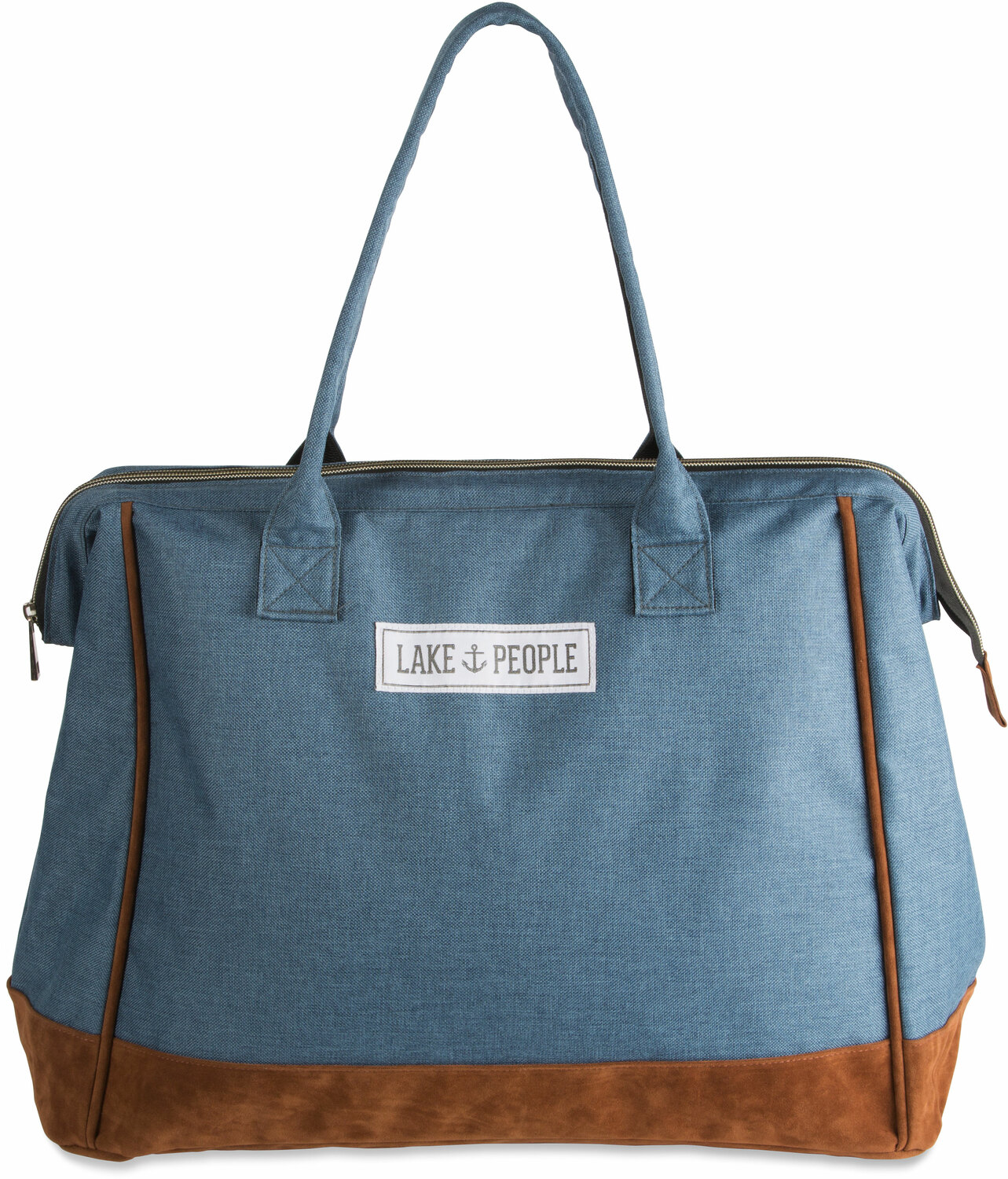 "Lake People by We People - Lake People - 18"" x 8.25"" x 14"" Weekender Bag"