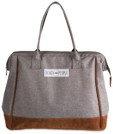 "Beach People by We People - 18"" x 8.25"" x 14"" Weekender Bag"