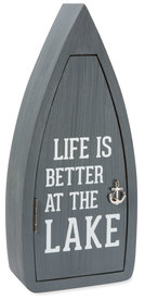 "Lake by We People - 11.75"" Boat Key Box"
