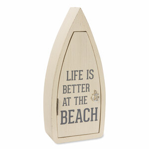 "Beach by We People - 11.75"" Boat Key Box"