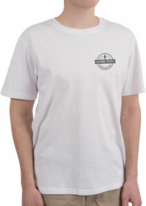 Camping People by We People - Medium White Unisex T-Shirt