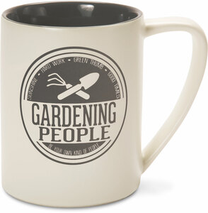 Gardening People by We People - 18 oz Mug
