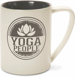 Yoga People by We People - 18 oz Mug