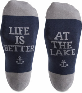 Lake People by We People - S/M Unisex Socks