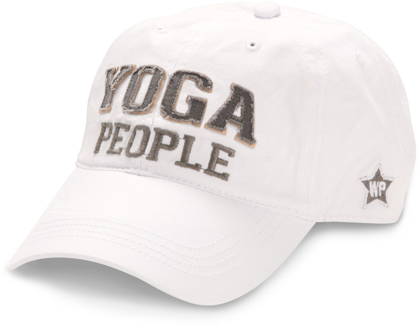 Yoga People by We People - Yoga People - White Adjustable Hat