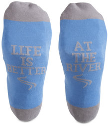 River People by We People - S/M Unisex Socks