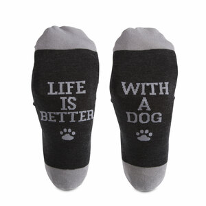 Dog People by We People - S/M Unisex Socks