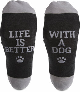 Dog People by We People - M/L Unisex Socks