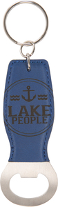 Lake People by We People - Bottle Opener Keyring