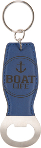 Boat Life by We People - Bottle Opener Keyring