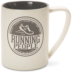 Running People by We People - 18 oz Mug