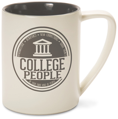 College People by We People - 18 oz Mug