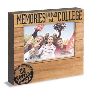"College People by We People - 6.75"" x 7.5"" Frame (Holds 4"" x 6"" photo)"