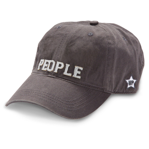 Custom People by We People - Dark Gray Adjustable Hat