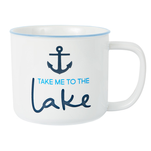 To the Lake by We People - 17 oz Mug