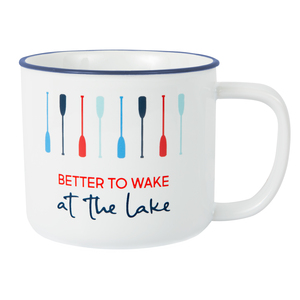 Better to Wake by We People - 17 oz Mug