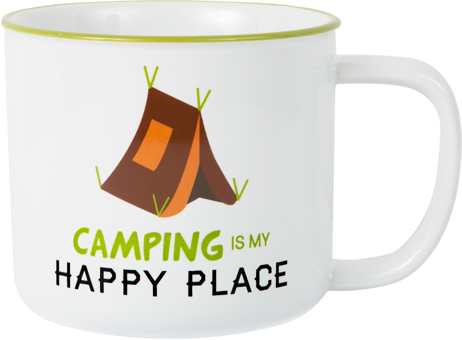 Camping by We People - Camping - 17 oz Mug