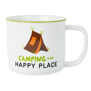 Camping by We People - 17 oz Mug
