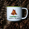 Camping by We People - Scene