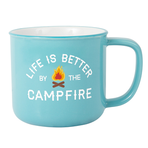 Campfire  by We People - 17 oz Mug