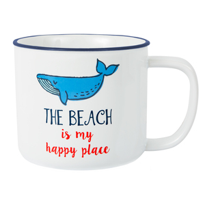 The Beach  by We People - 17 oz Mug