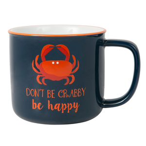 Crabby   by We People - 17 oz Mug