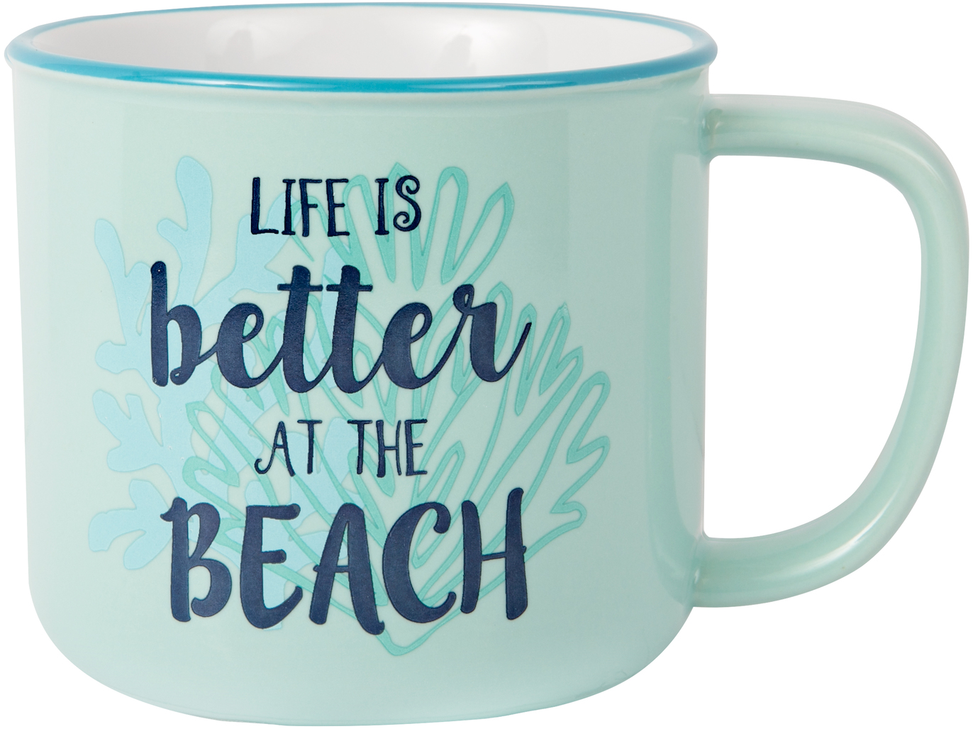 Life is Better  by We People - Life is Better  - 17 oz Mug